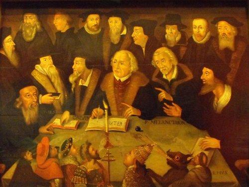 Martelare van die Reformasie