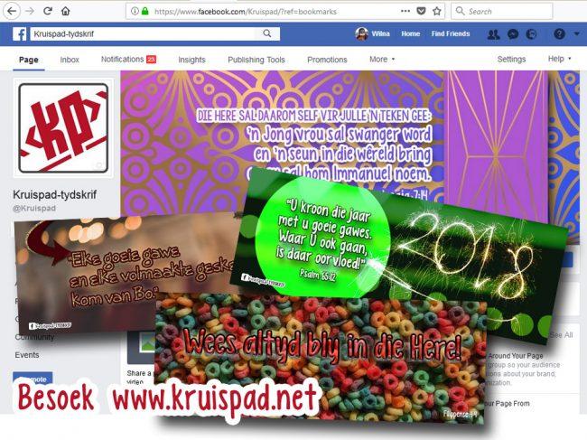 Kikker jou Facebook op!